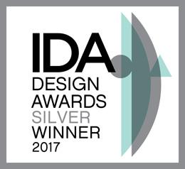 Ganador del Premio de Plata IDA Design 2017