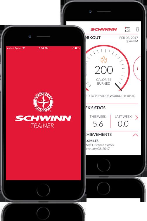 App Schwinn Trainer