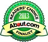 Finalista de Reader's Choice