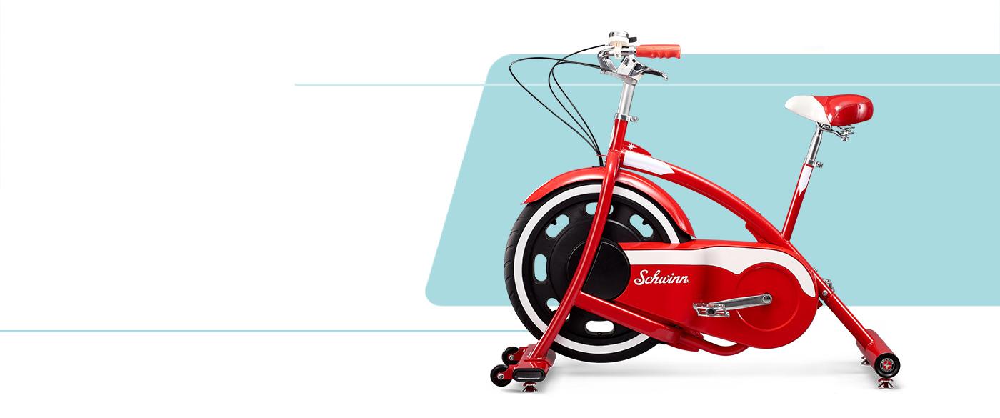 Introducing the Schwinn Classic Cruiser Exercise Bike | Schwinn