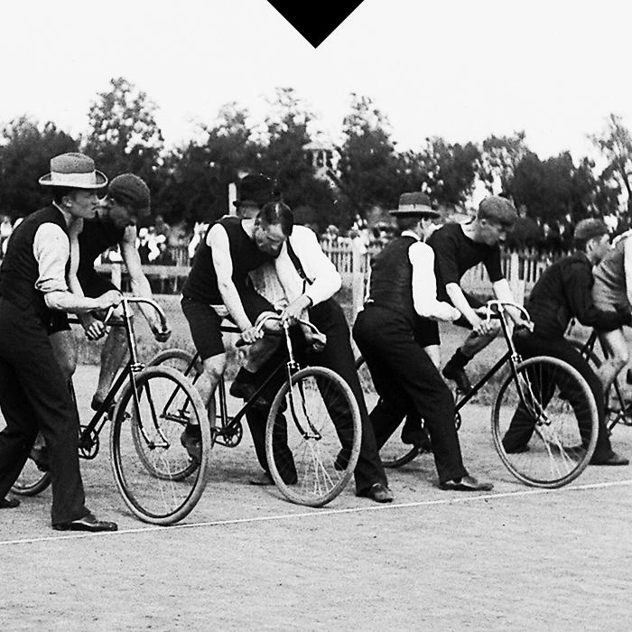 classic bike race