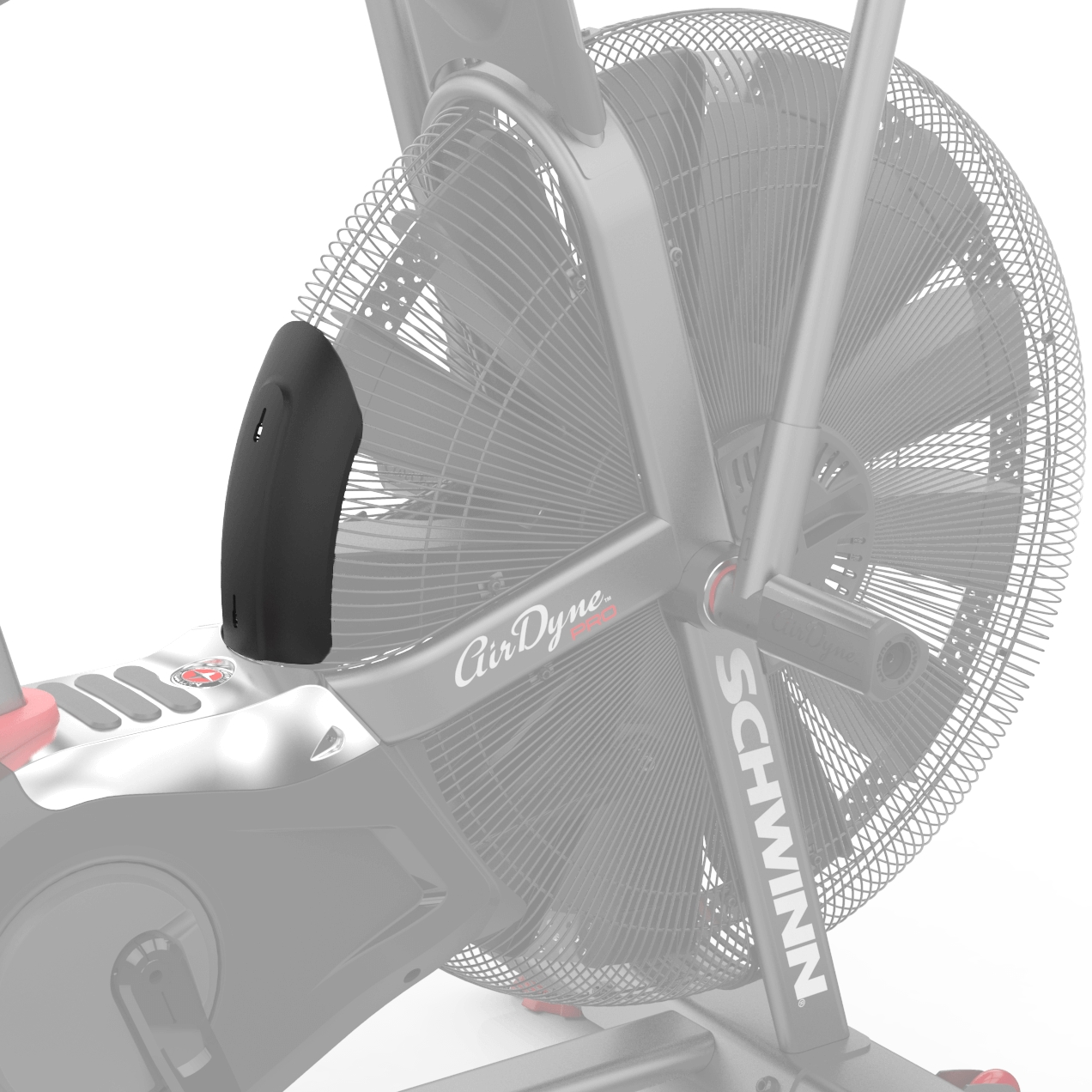 Schwinn Airdyne AD8 Air Diverter