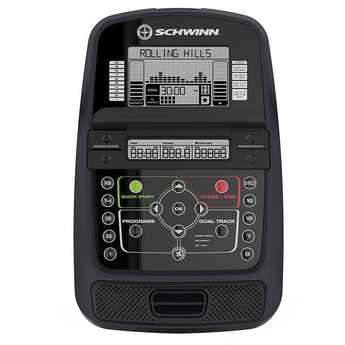 Console Schwinn 130i